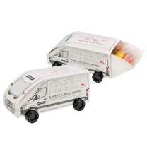 Food truck kamion formájú kínálódoboz - 200g