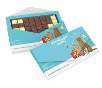 Csoki szöveg - 4 sor, borítékban - 120g