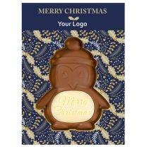 Logózható karácsonyi édesség
