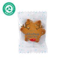 Ginger Star Karácsonyi keksz - 3g