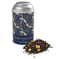 Karácsonyi logózható tea